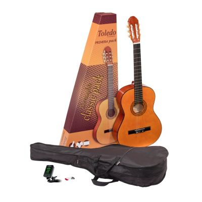 TOLEDO Kids Guitar Pack Chitarra Classica 3/4 / Accessori