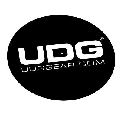 UDG U9931 Ultimate Slipmat Set Black/White - Slipmat per Giradischi Nero/Bianco