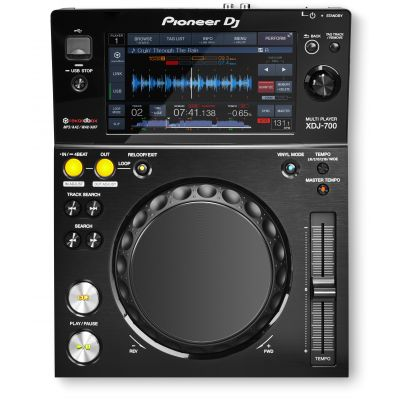 Pioneer XDJ 700 Lettore per DJ Touch Screen Multimediale Recordbox Usb
