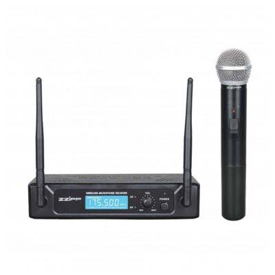 ZZIPP TXZZ201 Set Radiomicrofono a Gelato Frequenza Fissa VHF 175.50 MHZ