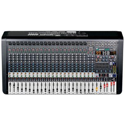 ZZIPP ZZMX24PRO Mixer Audio Professionale DJ e Karaoke 24 Canali con Multieffetto DSP