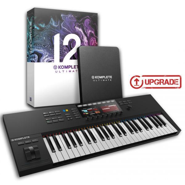 Native Instruments Komplete Kontrol S49 MKII / Komplete 12 Ultimate Upgrade da Select