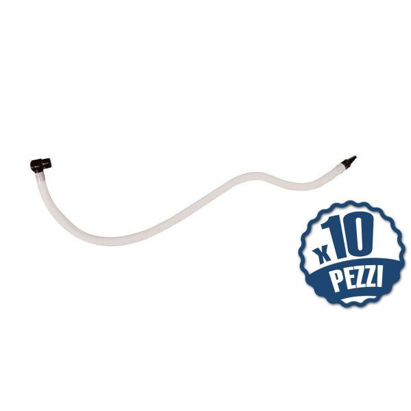 ANGEL M-1 SA1587 - 10 Tubi Estensibili per Melodica Bundle Speciale Scuola