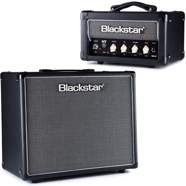 Blackstar HT-112OC MKII Cabinet per Chitarra con HT-1RH MKII Testata Valvolare
