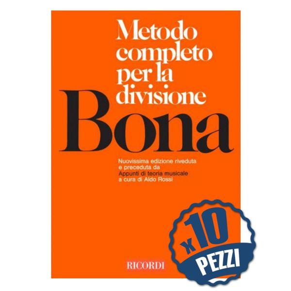 10 RICORDI Bona, Pasquale - Metodo Completo per la Divisione Bundle