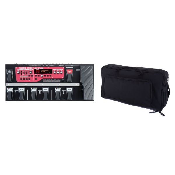 Boss RC300 Pack - Loop Station con Borsa