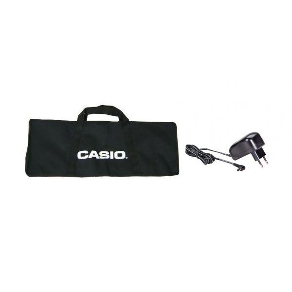 Casio Borsa per Tastiere SA46 SA47 SA76 SA77 + Alimentatore