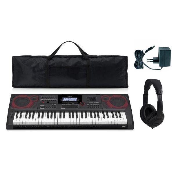 Casio CT-X5000 Pack - Tastiera 61 Tasti / Borsa / Cuffie