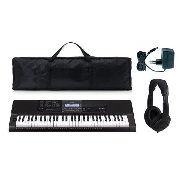 Casio CT X800 Pack - Tastiera 61 Tasti / Borsa / Cuffie