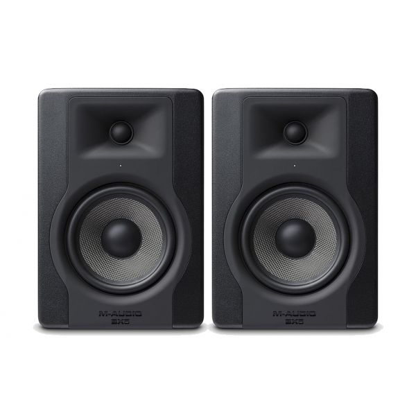 M-AUDIO BX5 D3 (Coppia) - Monitor da Studio 200W