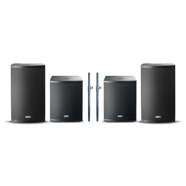 FBT X-2000 - Impianto Audio Completo 4400W