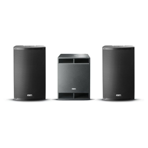FBT X-4500 - Audio System 2.1 3200W