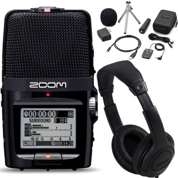 ZOOM H2n Pack Registratore / Cuffie / Accessori