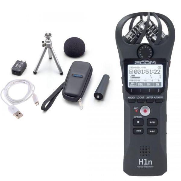 Zoom (H1n + APH-1n), Kit Accessori, Registratore Palmare Stereo Digitale