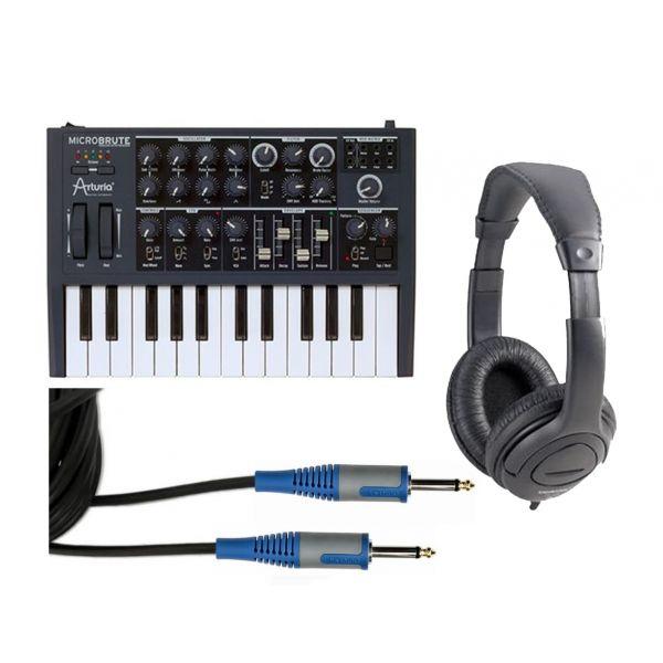 ARTURIA MicroBrute Producer Pack