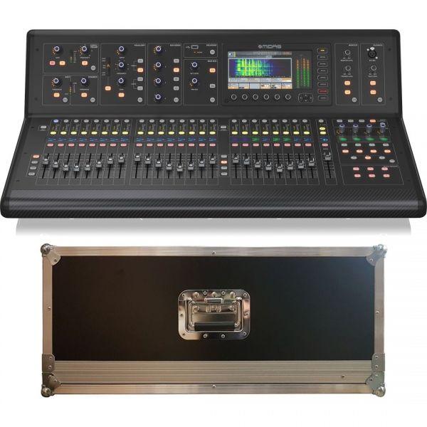 Midas M32 Live Mixer Digitale con Flight Case