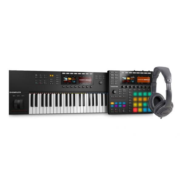 Native Instruments Kontrol S61 MK2, Maschine Black MK3