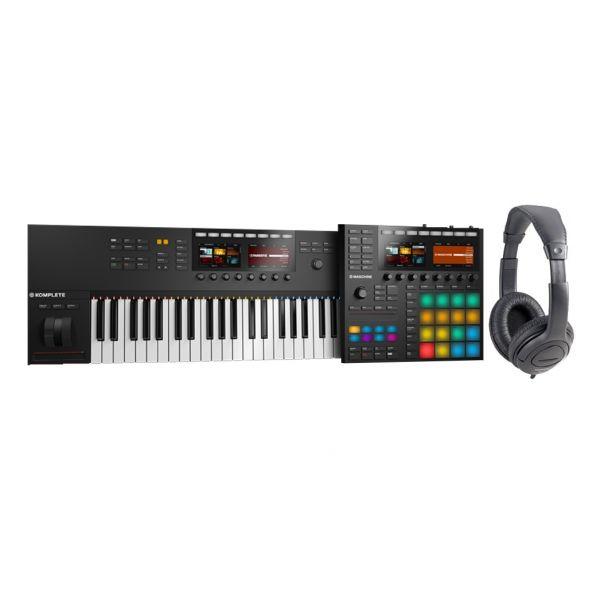 Native Instruments Kontrol S49 MK2, Maschine Black MK3