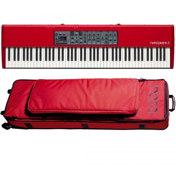 Nord Piano 3 88 con Soft Case