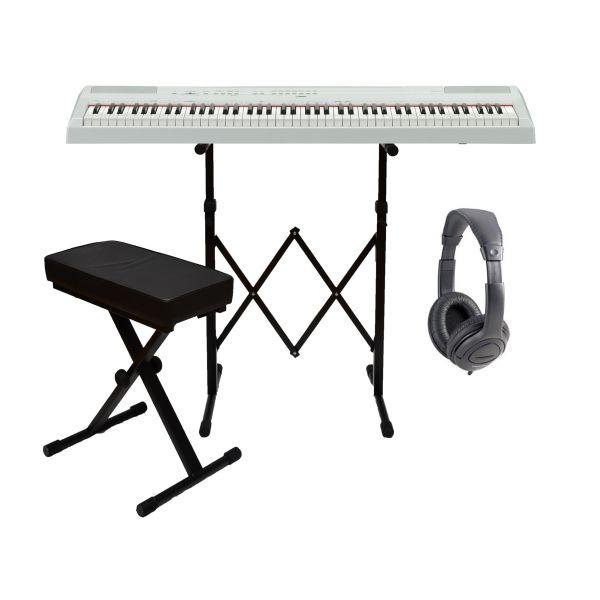 ROLAND FP30WH Pianoforte Digitale Bianco / Cuffie / Stand / Panchetta