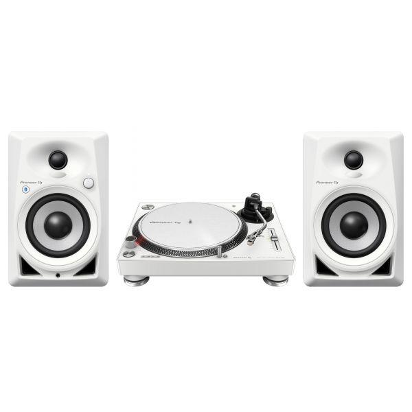 Pioneer PLX 500 White con DM 40BT White