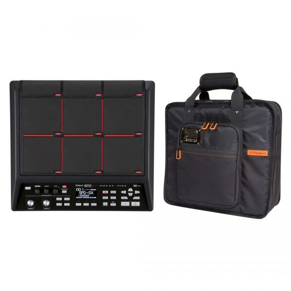 Roland SPD SX Pack - Sampling Pad con Borsa