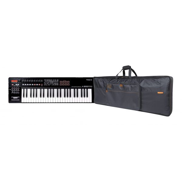 ROLAND A500PRO Tastiera Controller MIDI/USB 49 Tasti con Borsa per il Trasporto