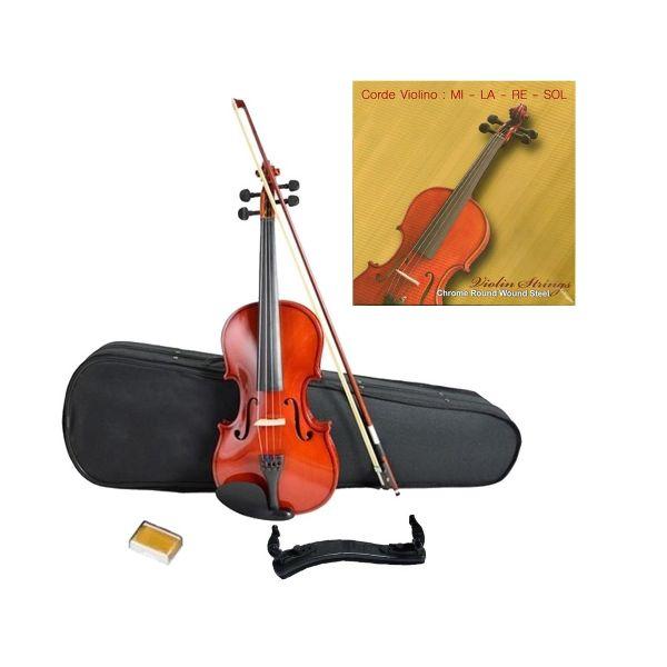 Set Violino 4/4 / Accessori per Cominciare