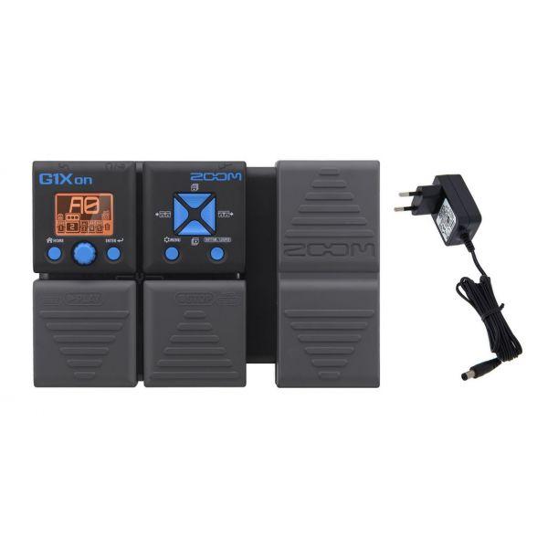 Zoom G1Xon Multieffetto per Elettrica con Adattatore