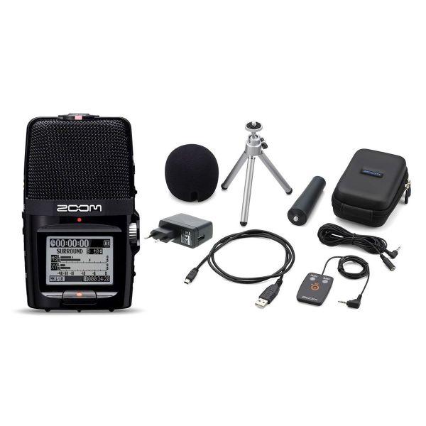 Zoom H2n Set - Registratore Digitale / Accessori APH-2n