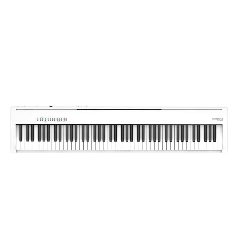 Roland FP-30X Bianco Pianoforte Digitale Portatile 88 Tasti
