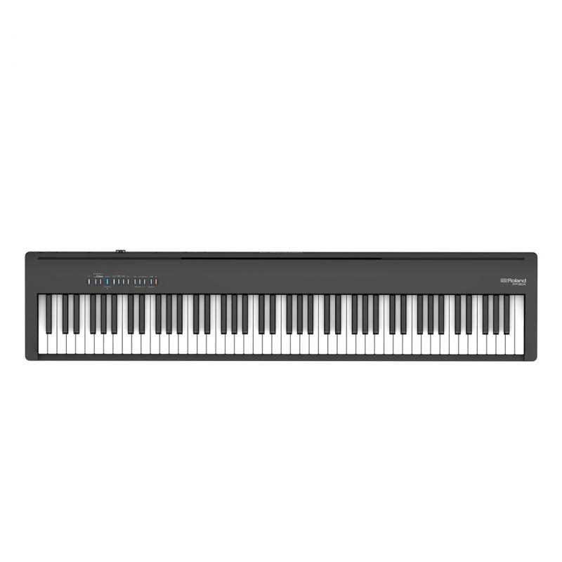 Roland FP-30X Nero Pianoforte Digitale Portatile 88 Tasti