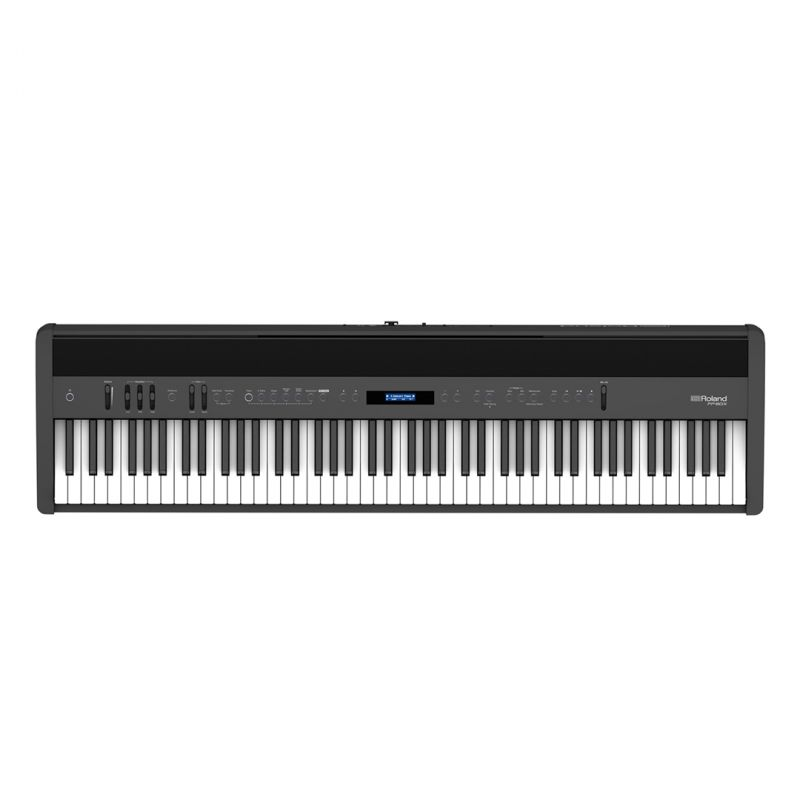 Roland FP-60X Nero Pianoforte Digitale Portatile 88 Tasti
