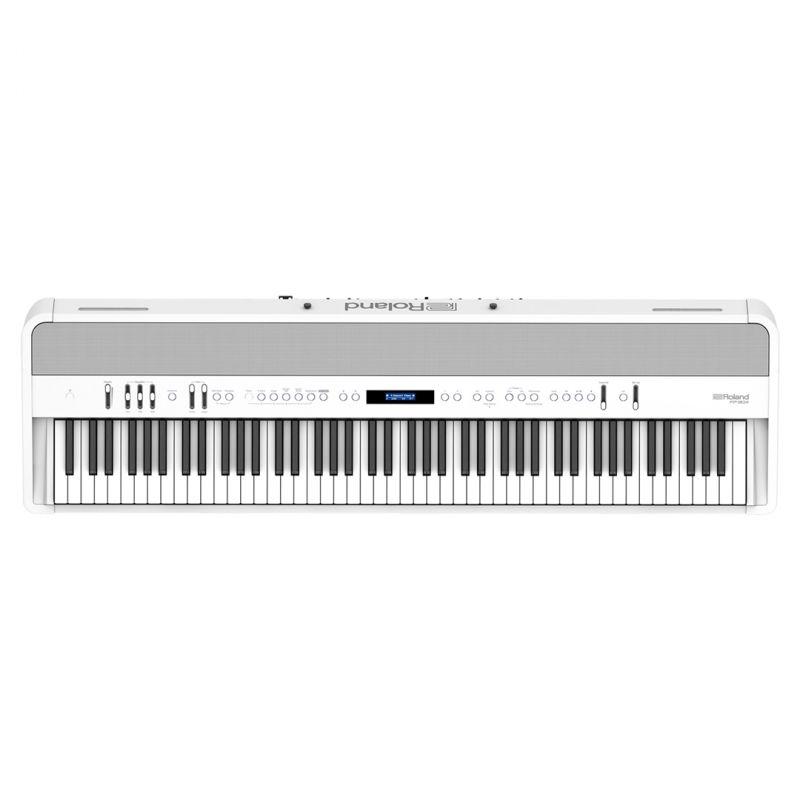 Roland FP-90X Bianco Pianoforte Digitale Portatile 88 Tasti