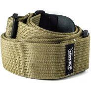 Dunlop - D27-01OL Strap Ribbed Cotton Olive Green