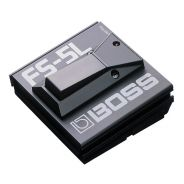 Boss FS5L - Switch con Interruttore a Pedale On/Off a LED