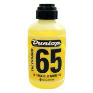 DUNLOP 6554 Lemon Olio per la pulizia tastiera chitarra