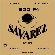 Savarez 520P1 Muta 6 Corde in Nylon per Chitarra Classica