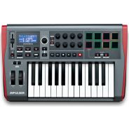 Novation Impulse 25 - Tastiera Controller 25 Tasti MIDI/USB