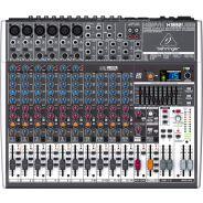 BEHRINGER Xenyx X1832USB Mixer 18 Canali con effetti voce USB DJ e Karaoke