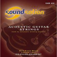 SOUNDSATION SAW 430 - Muta per acustica 10-47