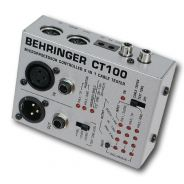 BEHRINGER CT100 Tester per cavi