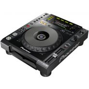 PIONEER CDJ850K Black - LETTORE CD PER DJ