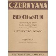 CURCI Czerny - CZERNYANA, Fascicolo II, 48 Studietti facili