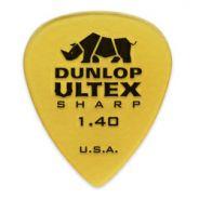 DUNLOP 433P - 6 PLETTRI ULTEX 'SHARP' 1.40mm