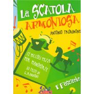 CURCI Trombone, Antonio - LA SCATOLA ARMONIOSA, 1° fascicolo