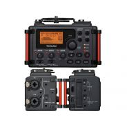 Tascam DR60D MKII MK2 Registratore Audio Digitale Multitraccia per DSLR