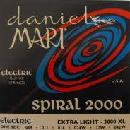 DANIEL MARI 3000 XL - MUTA PER CHITARRA ELETTRICA