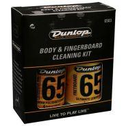 Dunlop 6503 SET pulizia body & Fingerboard tastiera e corpo chitarra o basso
