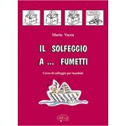 Vacca, Maria - IL SOLFEGGIO A... FUMETTI - 1a Parte